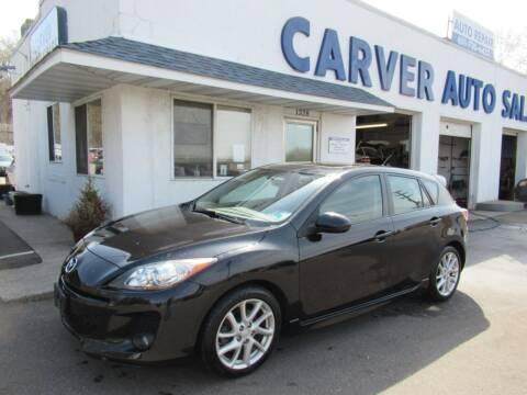 2012 Mazda MAZDA3 for sale at Carver Auto Sales in Saint Paul MN