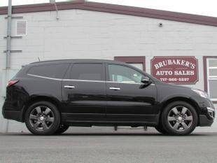 2017 Chevrolet Traverse for sale at Brubakers Auto Sales in Myerstown PA