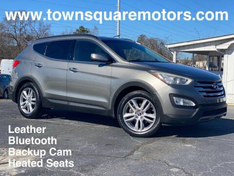 2013 Hyundai Santa Fe Sport for sale at Town Square Motors in Lawrenceville GA