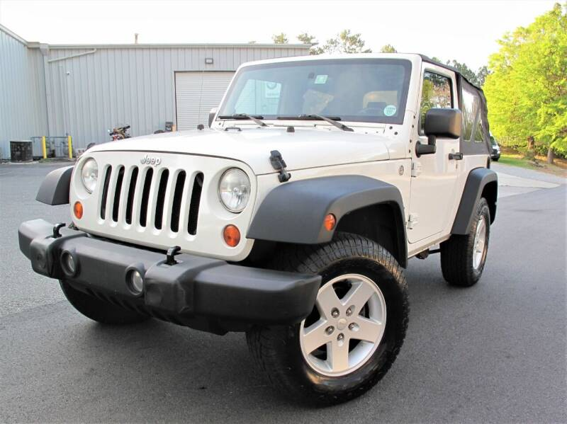 2007 Jeep Wrangler for sale at Top Rider Motorsports in Marietta GA