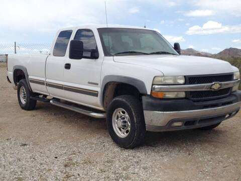 2001 Chevrolet n/a for sale at Collector Car Channel - Desert Gardens Mobile Homes in Quartzsite AZ