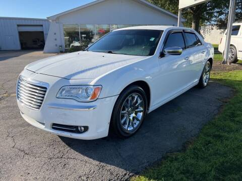 2012 Chrysler 300 for sale at Lakeshore Auto Wholesalers in Amherst OH