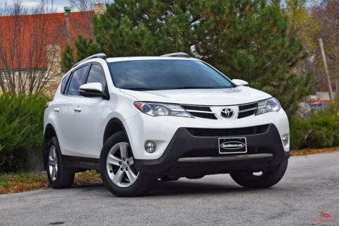 2013 Toyota RAV4 for sale at Rosedale Auto Sales Incorporated in Kansas City KS
