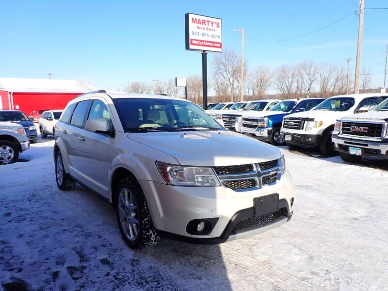 2013 Dodge Journey for sale at Marty's Auto Sales in Savage MN