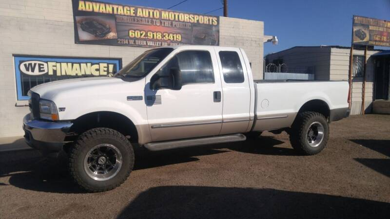 1999 Ford F-250 Super Duty for sale at Advantage Auto Motorsports in Phoenix AZ