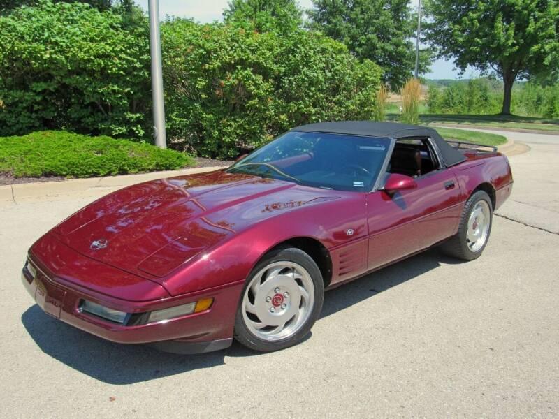 1993 Chevrolet Corvette for sale at KC Classic Cars in Kansas City MO