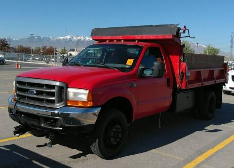 1999 Ford F-450 Super Duty for sale at KA Commercial Trucks, LLC in Dassel MN