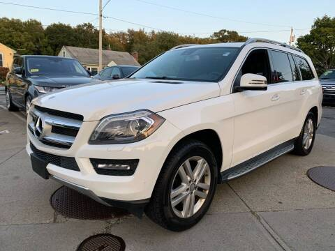 2014 Mercedes-Benz GL-Class for sale at First Hot Line Auto Sales Inc. & Fairhaven Getty in Fairhaven MA