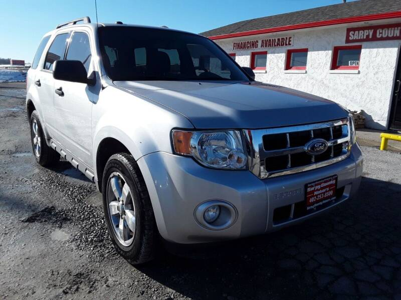 2012 Ford Escape for sale at Sarpy County Motors in Springfield NE