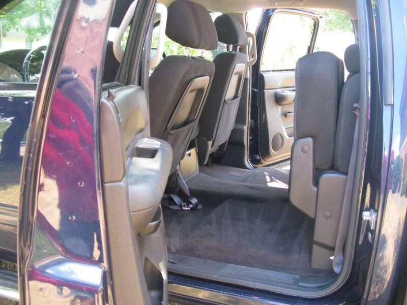 2011 Chevrolet Silverado 1500 4x4 LT 4dr Crew Cab 5.8 ft. SB - Windsor Locks CT