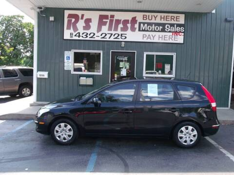 2010 Hyundai Elantra Touring for sale at R's First Motor Sales Inc in Cambridge OH