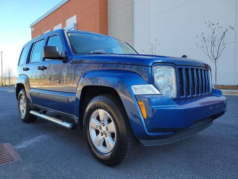 2009 Jeep Liberty for sale at ELAN AUTOMOTIVE GROUP in Buford GA