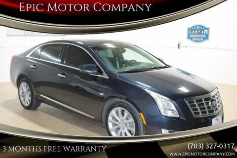 2013 Cadillac XTS for sale at Epic Motor Company in Chantilly VA