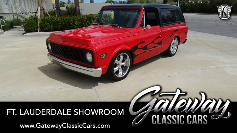 1972 GMC Jimmy for sale in Coral Springs, FL