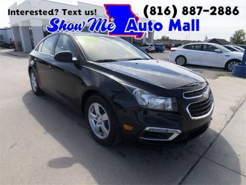 2016 Chevrolet Cruze Limited for sale at Show Me Auto Mall in Harrisonville MO