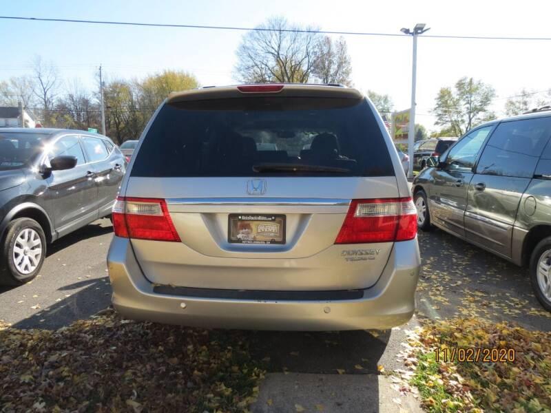 2005 Honda Odyssey Touring 4dr Mini-Van - Reynoldsburg OH