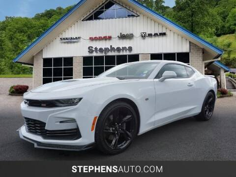 2020 Chevrolet Camaro for sale at Stephens Auto Center of Beckley in Beckley WV
