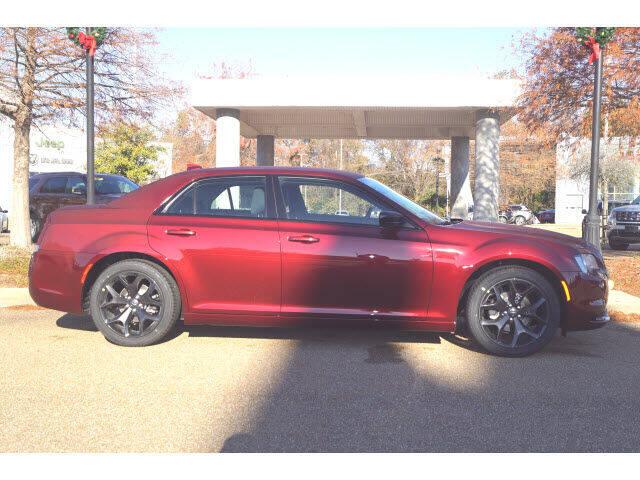 2021 Chrysler 300 for sale at BLACKBURN MOTOR CO in Vicksburg MS