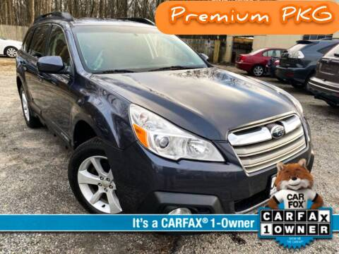 2014 Subaru Outback for sale at High Rated Auto Company in Abingdon MD
