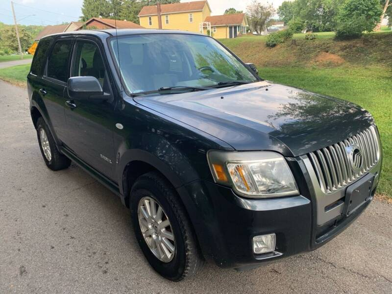 2008 Mercury Mariner for sale at Trocci's Auto Sales in West Pittsburg PA