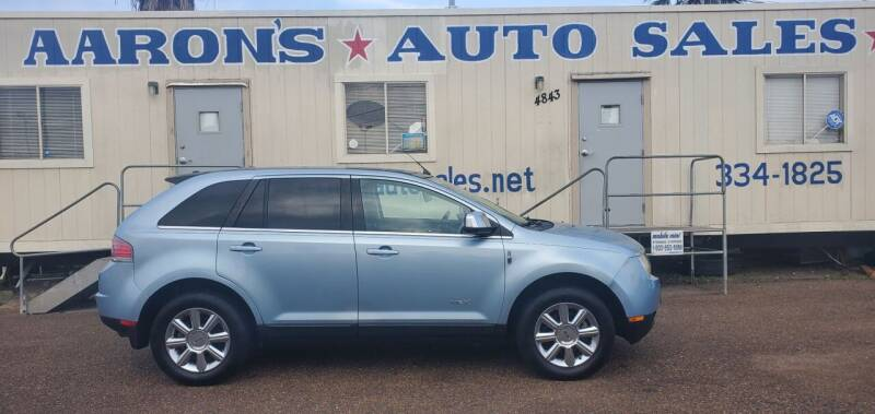 2008 Lincoln MKX for sale at Aaron's Auto Sales in Corpus Christi TX