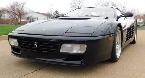 1993 Ferrari Testarossa for sale at WEST PORT AUTO CENTER INC in Fenton MO