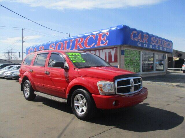 2004 Dodge Durango for sale at CAR SOURCE OKC in Oklahoma City OK