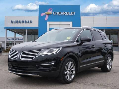 2017 Lincoln MKC for sale at Suburban Chevrolet of Ann Arbor in Ann Arbor MI