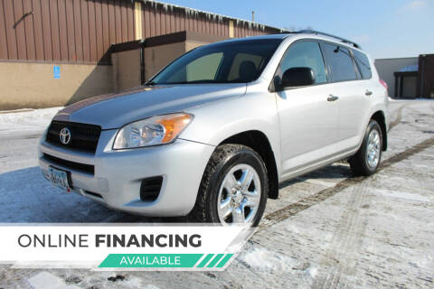 2011 Toyota RAV4 for sale at K & L Auto Sales in Saint Paul MN