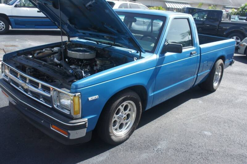 1993 Chevrolet S-10 for sale at Dream Machines USA in Lantana FL