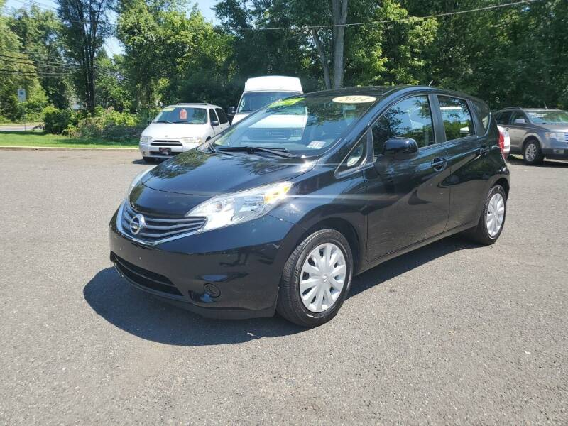 2014 Nissan Versa Note for sale at CENTRAL GROUP in Raritan NJ
