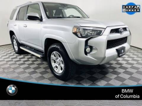 2017 Toyota 4Runner for sale at Preowned of Columbia in Columbia MO