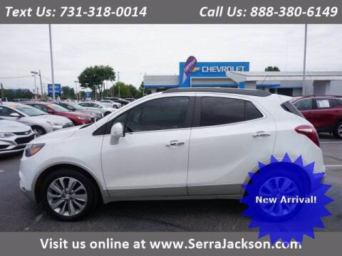 2017 Buick Encore for sale at Serra Of Jackson in Jackson TN