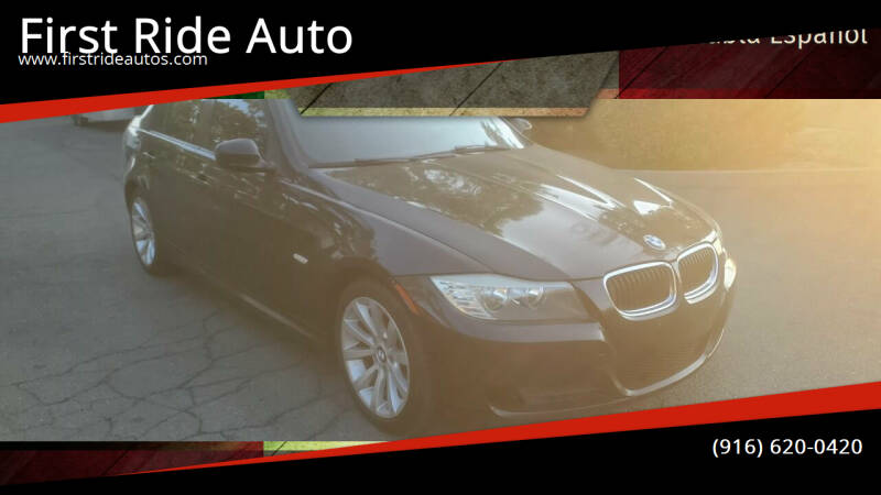 2011 BMW 3 Series for sale at First Ride Auto in Sacramento CA