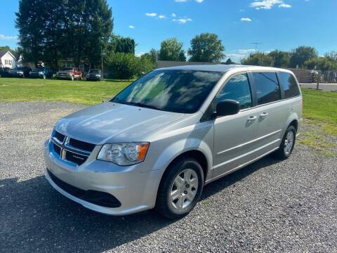 2012 Dodge Grand Caravan for sale at US5 Auto Sales in Shippensburg PA
