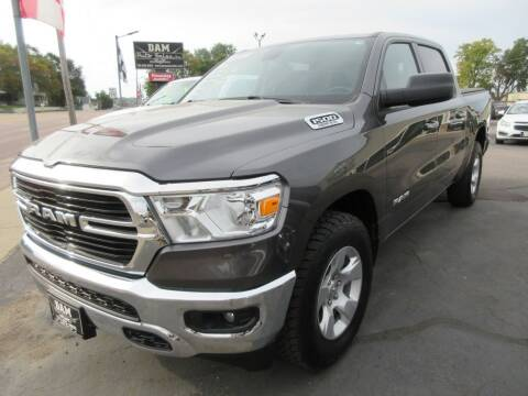 2020 RAM Ram Pickup 1500 for sale at Dam Auto Sales in Sioux City IA