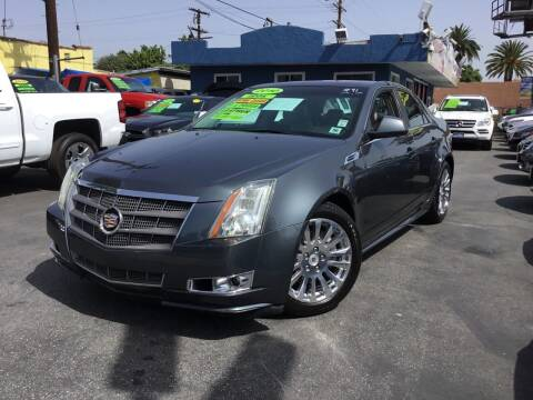 2010 Cadillac CTS for sale at LA PLAYITA AUTO SALES INC in South Gate CA