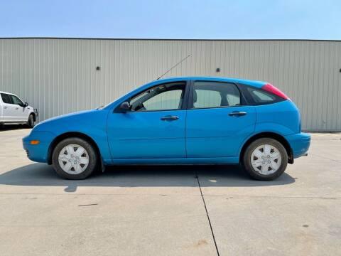 2007 Ford Focus for sale at TnT Auto Plex in Platte SD