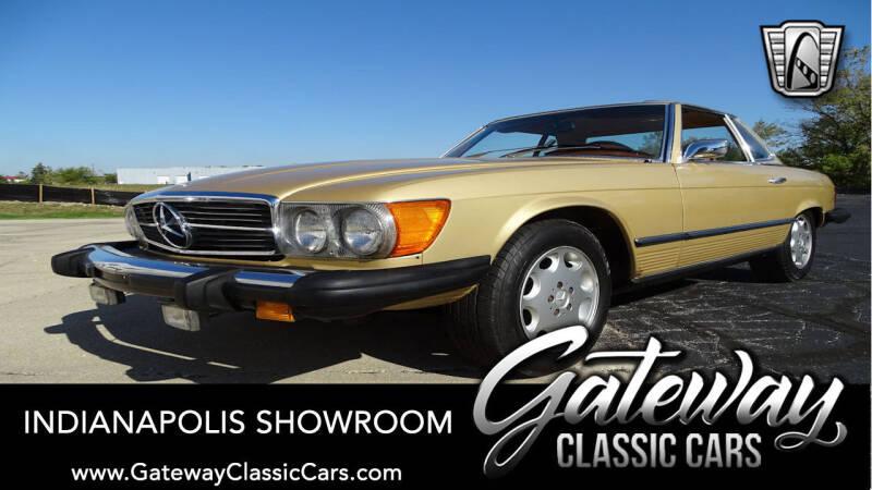 1974 Mercedes-Benz 450-Class for sale in O Fallon, IL