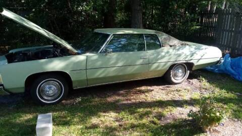 1974 Chevrolet Impala for sale at Classic Car Deals in Cadillac MI