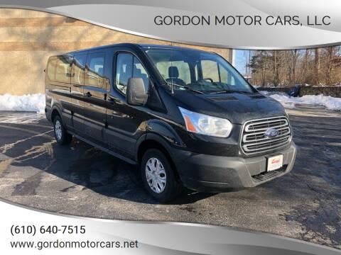 2019 Ford Transit Passenger for sale at Gordon Motor Cars, LLC in Frazer PA