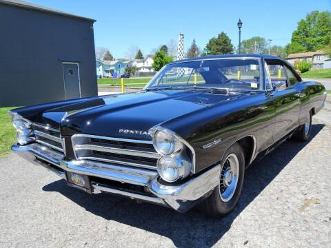 1965 Pontiac Catalina for sale at Great Lakes Classic Cars & Detail Shop in Hilton NY