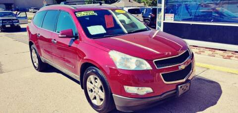 2009 Chevrolet Traverse for sale at River Motors in Portage WI