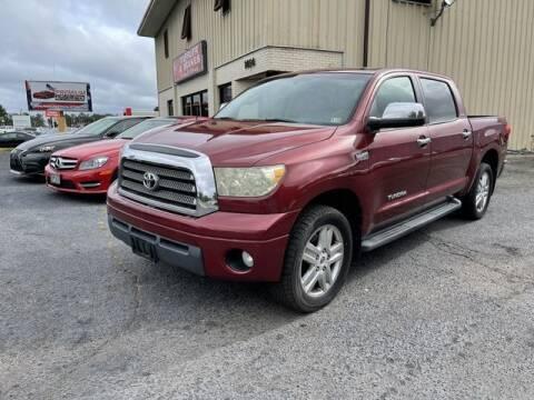 2007 Toyota Tundra for sale at Premium Auto Collection in Chesapeake VA