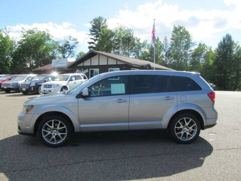 2017 Dodge Journey for sale at The AUTOHAUS LLC in Tomahawk WI