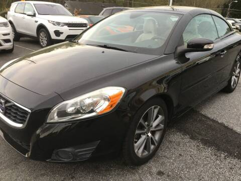 2011 Volvo C70 for sale at Highlands Luxury Cars, Inc. in Marietta GA