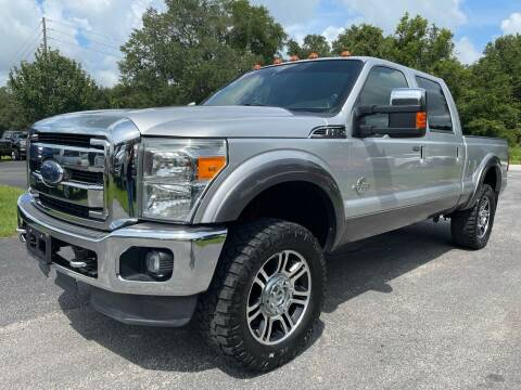 2013 Ford F-250 Super Duty for sale at Gator Truck Center of Ocala in Ocala FL
