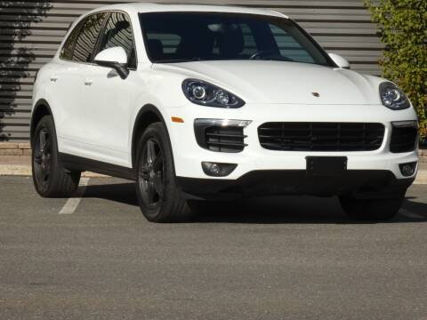 2016 Porsche Cayenne for sale at Sun Valley Auto Sales in Hailey ID
