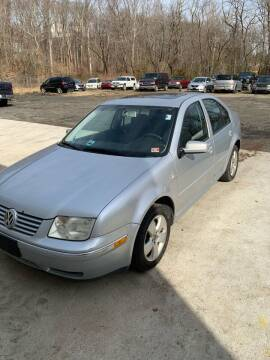 2004 Volkswagen Jetta for sale at Delong Motors in Fredericksburg VA