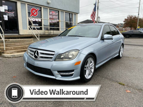 2013 Mercedes-Benz C-Class for sale at Bagwell Motors Springdale in Springdale AR